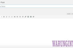 Agar Kontributor Pada Wordpress Bisa Upload Media