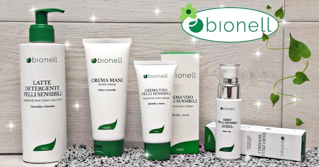 bionell prodotti di bellezza