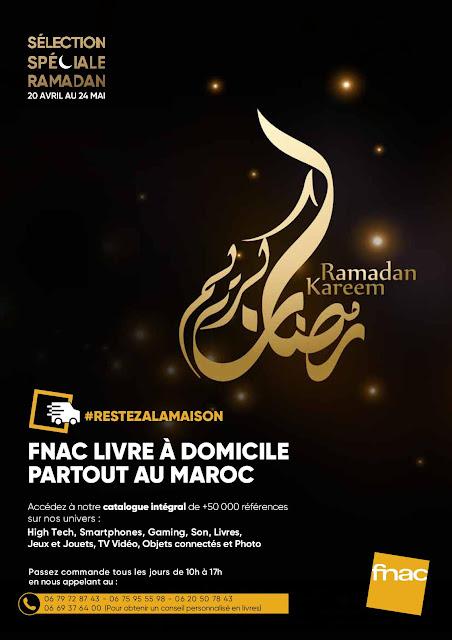 catalogue fnac maroc ramadan 2020