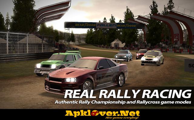 Rush Rally 2 MOD APK All Unlocked