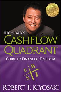 Download Rich Dad's CASHFLOW Quadrant : Robert T. Kiyosaki Pdf Ebook
