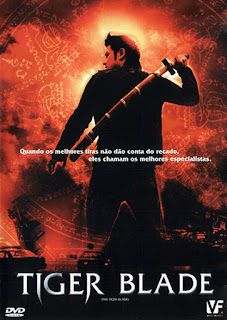 Tiger Blade - DVDRip Dublado