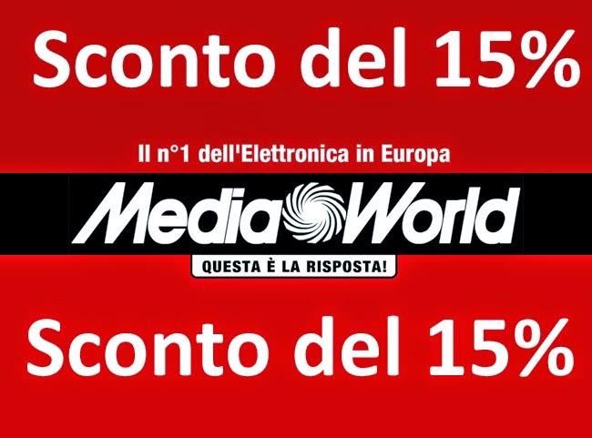 buon sconto mediaworld