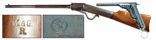 Rifle Diana Panther, Dianawerk, RWS