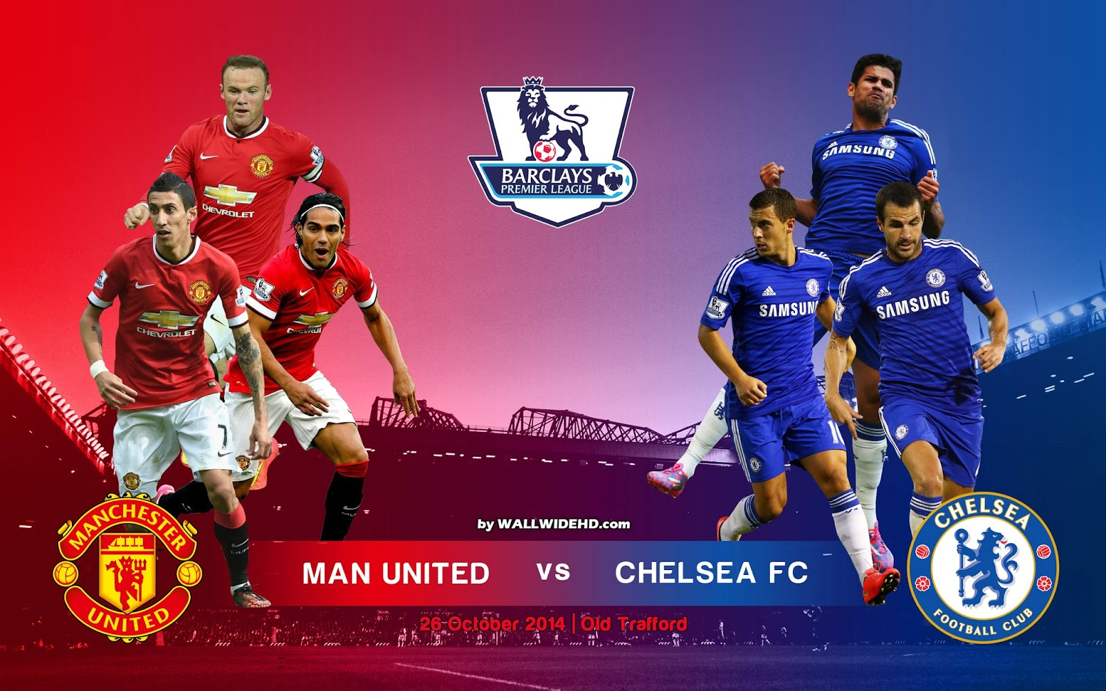 Kumpulan Wallpaper Manchester United Vs Chelsea