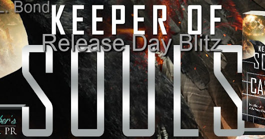 ~RELEASE DAY BLITZ!~ Keeper of Souls ~ By Casey Bond