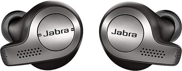 Jabra Elite 65t Earbuds – Alexa Enabled, True Wireless Earbuds with Charging Case
