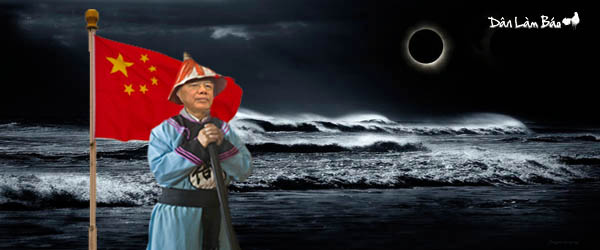 Tươi cười 40 năm Cao Miên - cúi mặt 40 năm Tàu cộng