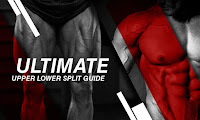 upper lower split bodybuilding program