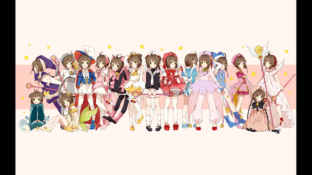 Cardcaptor Sakura Desktop Wallpapers