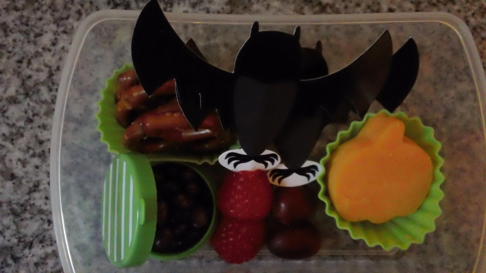 Licious Lunches Halloween Themed Kindergarten Snacks