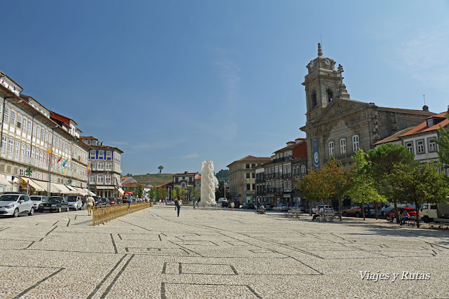 Largo do Toural, San Pedro, Guimaraes