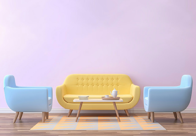 Pastel Purple House Paint