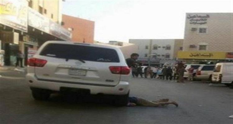 شاهد عيان يكشف السبب الحقيقي لقتل 4 سعوديين لمصري دهسا بالسيارة في الرياض