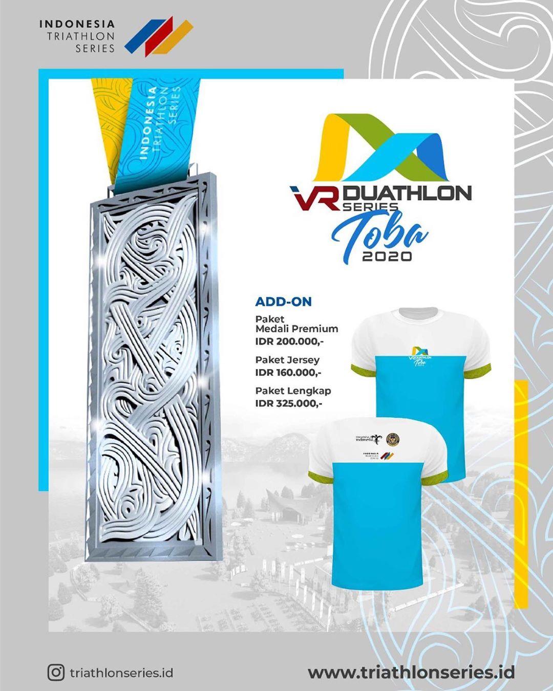 Indonesia Triathlon Series - VR Duathlon Series ∙ Toba • 2020