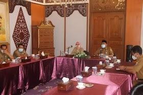 Pj.Gubernur Jambi Akan kelola Lokasi Eks MTQ Sebagai Ajang Promosi dan Ekonomi Daerah