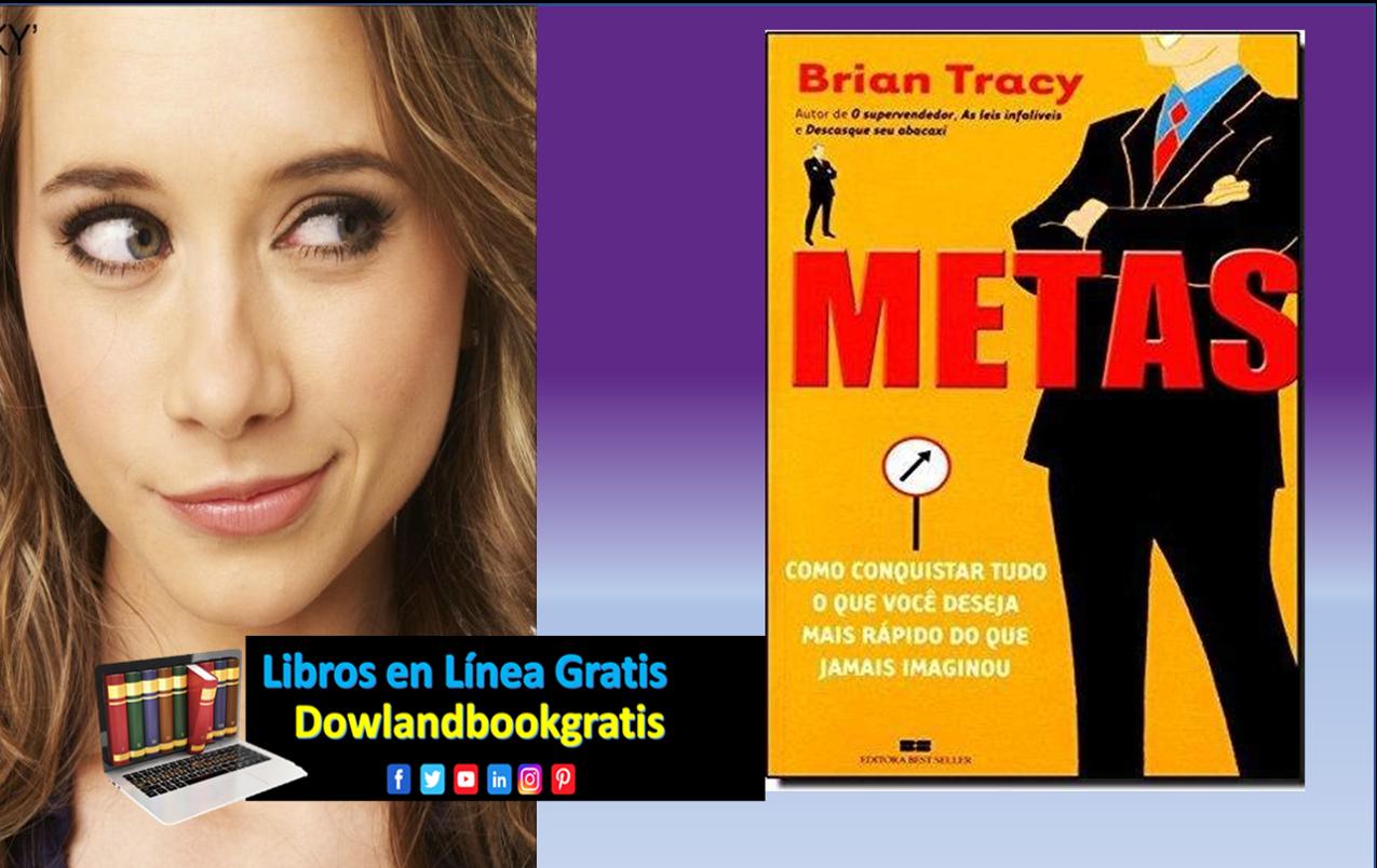 Metas Por Brian Tracy  Libro