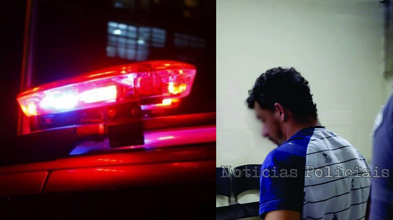 Pai suspeito de estuprar filha de 4 anos é preso em Espírito Santo do Pinhal