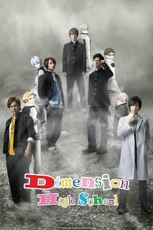 Dimension High School [11/??] [HD 1080p] Sub-Español [Mega - Drive]