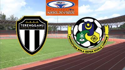 Live Streaming Terengganu vs Kuala Lumpur Liga Super 10.7.2018