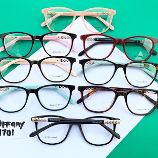 Tiffany & Co - eyeglasses frames