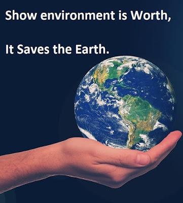 Slogans on Environment