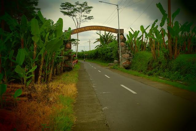 batas desa Tumpang