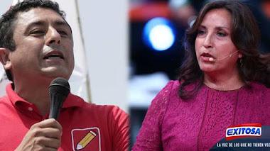 Guillermo Bermejo desmiente a Dina Boluarte y asegura que sí es militante de Perú Libre