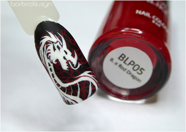 nails dragon