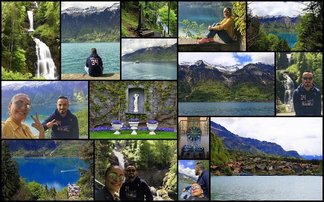 Giessbach, Brienz, Interlaken, İsviçre, İsviçre gezi blog, en güzel tren yolculuğu, Giessbach See, Giessbach Şelalesi, füniküler, Grand Hotel Giessbach, Alp Dağları, dünyanın en eski füniküleri