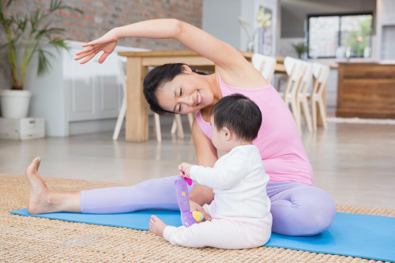 Chia sẻ kinh nghiệm giảm mỡ sau sinh các Mẹ nên biết