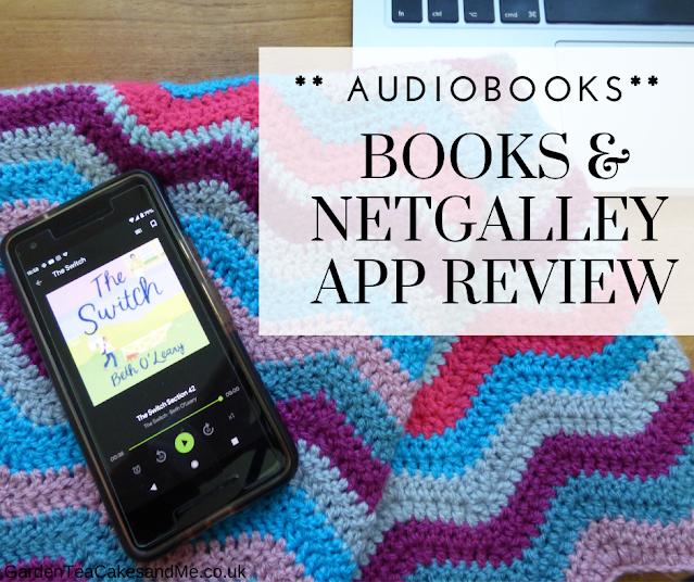 audio book reviews netgalley app