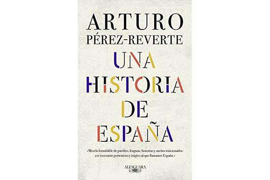Letras Una historia de España