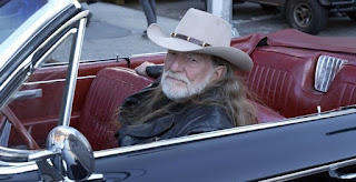 Picture of Connie Koepke ex-husband Willie with classic car