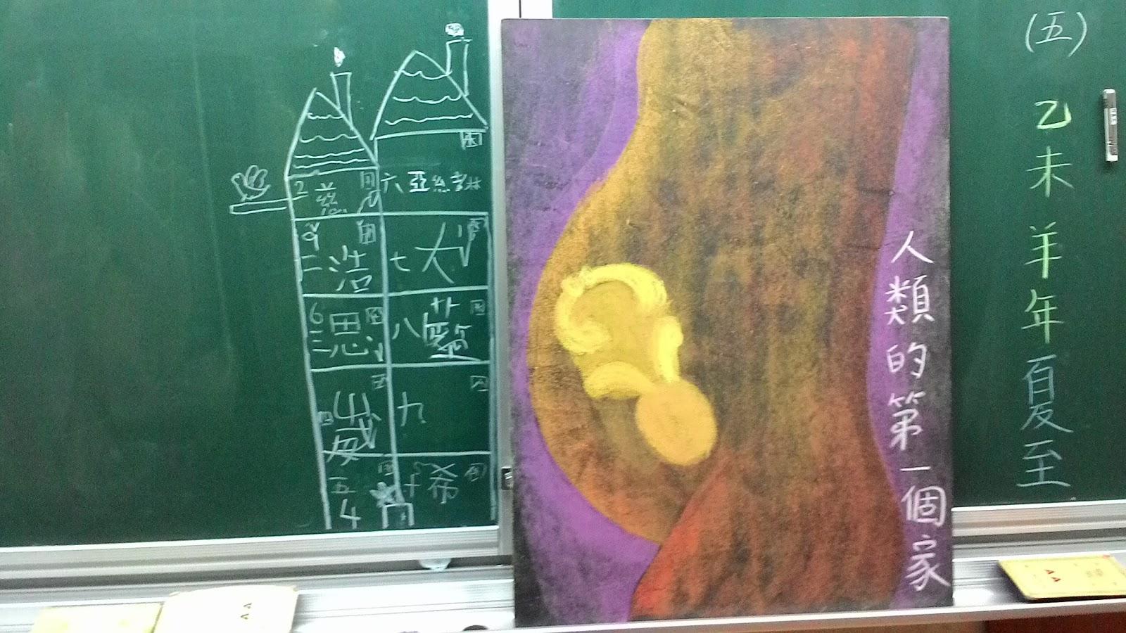 同心華德福六年級小草班: 夏W07建築:生命中的第一個家