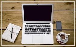 Tempat Menulis Blog Tanpa Banyak Gangguan