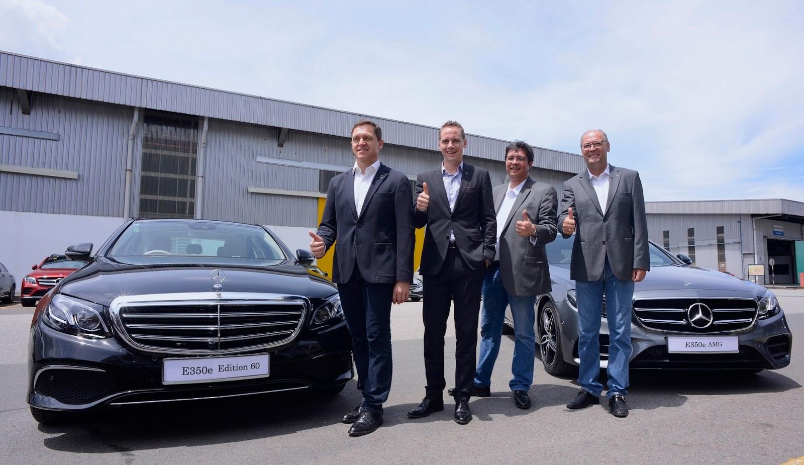 Mercedes 124 - 13 years on the conveyor