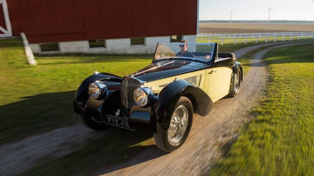 Bugatti Type 57S Cabriolet 1937