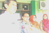 Kakanwil Kemenag Jatim: Seratus persen Madrasah di Surabaya Terapkan UNBK