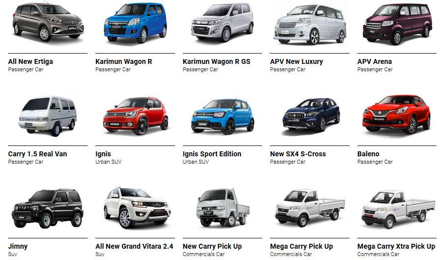 Harga Terbaru Suzuki Indomobil Batam Dealer Resmi Mobil Suzuki Batam