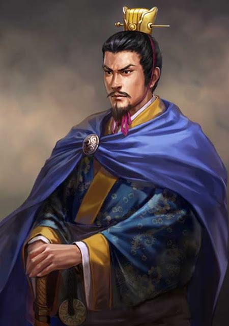 Chapter 33 : A Gallant Warrior, Cao Pi Marries Lady Zhen; An Expiring Star, Guo Jia Settles Liaodong.