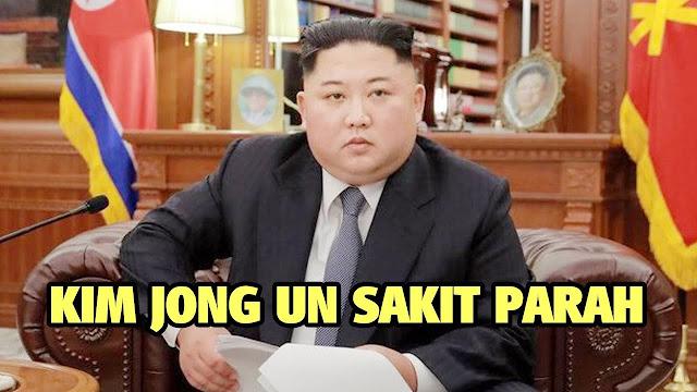 Kabar Kim Jong Un Sakit Parah dan Kritis Langsung Dipantau Para Pejabat Intelejen AS