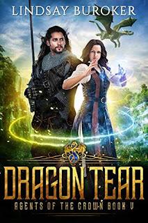 Dragon Tear by Lindsay Buroker