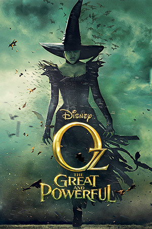 Oz The Great And Powerful (2013) Dual Audio Hindi 400MB BluRay 480p ESubs Free Download