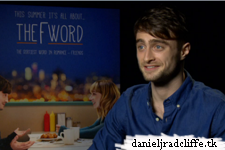 Updated: The F Word press junket interviews