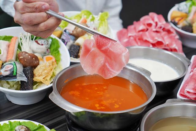 台南永康區美食【和之國麻辣鍋】餐點介紹-和風豬肉