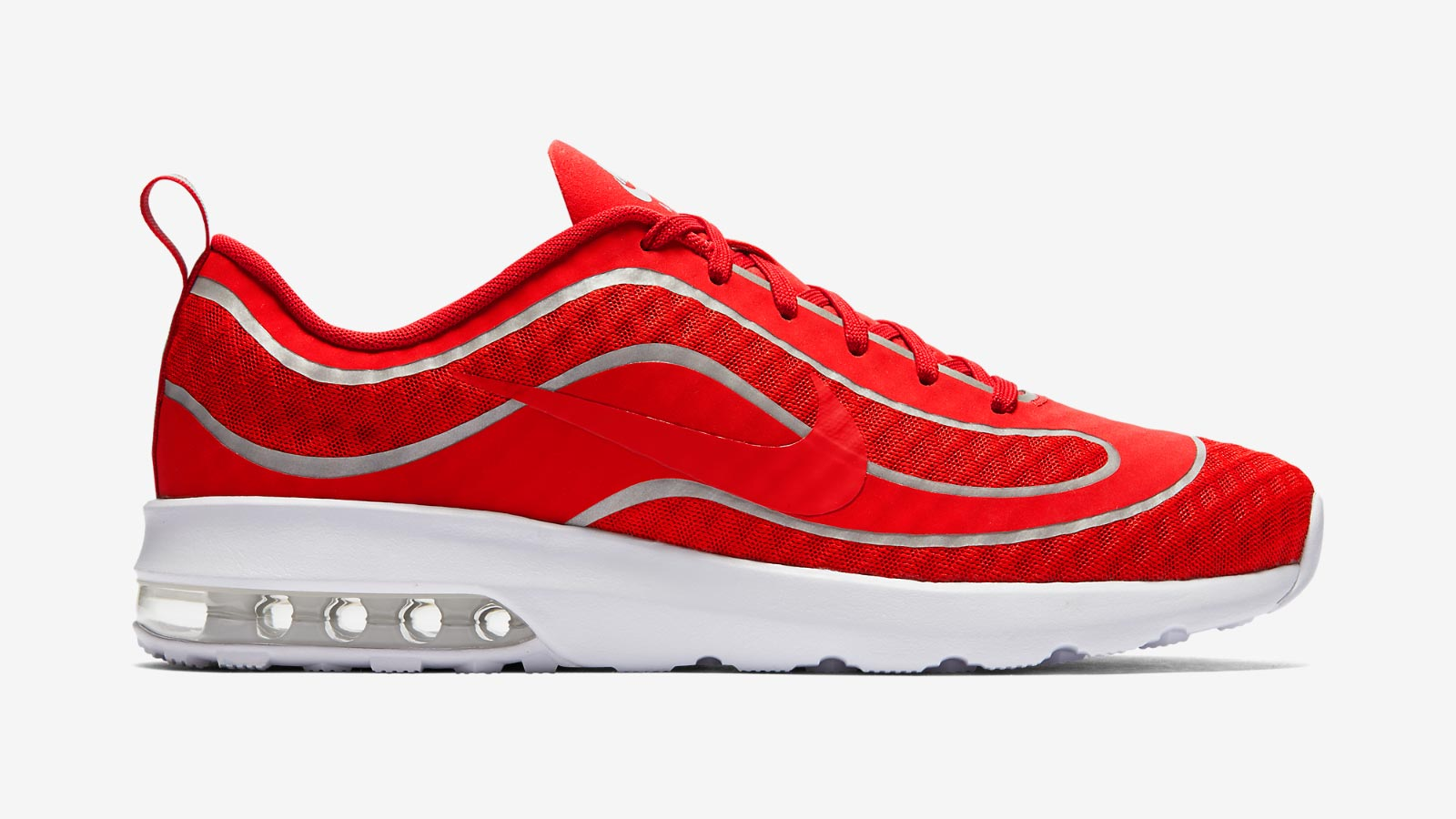 Nike Air Max Mercurial R9 - Red / White