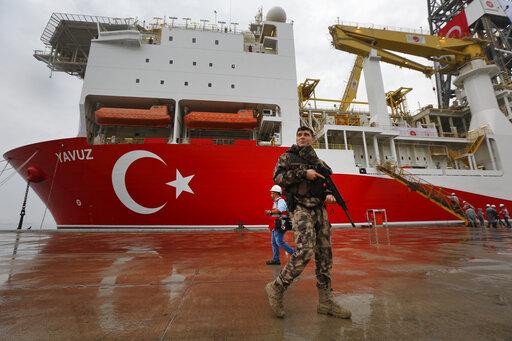 Δεύτερη γεώτρηση στην κυπριακή ΑΟΖ ξεκινά ο «Πορθητής»