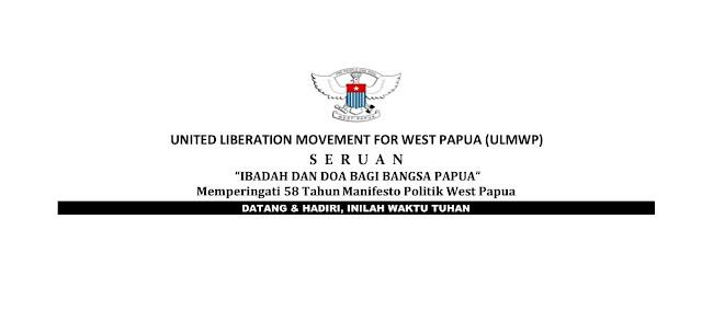 Ini Seruan ULMWP untuk 1 Desember 2019