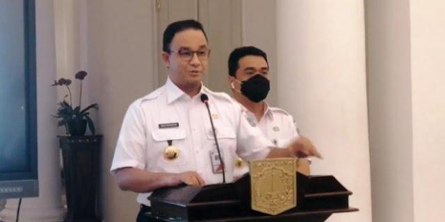 Dikritik PSI Soal Anggaran Makam, Begini Jawaban Telak Anies Baswedan